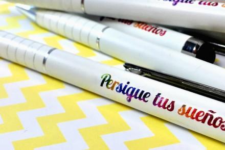 bolígrafo publicitario para empresa