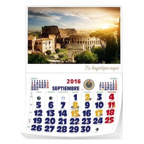Calendarios Promocionales Calendarios 2017 Personalizados