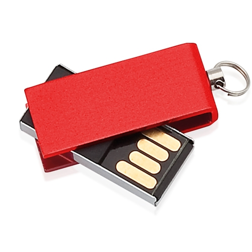 Mini Memoria Usb Para Empresas Intrex 4Gb