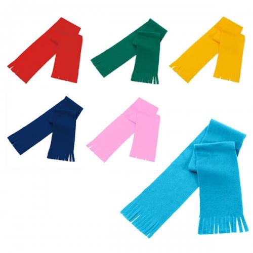 varios colores alta calidad más vendido Bufandas promocionales personalizadas-Bufandas polares ...